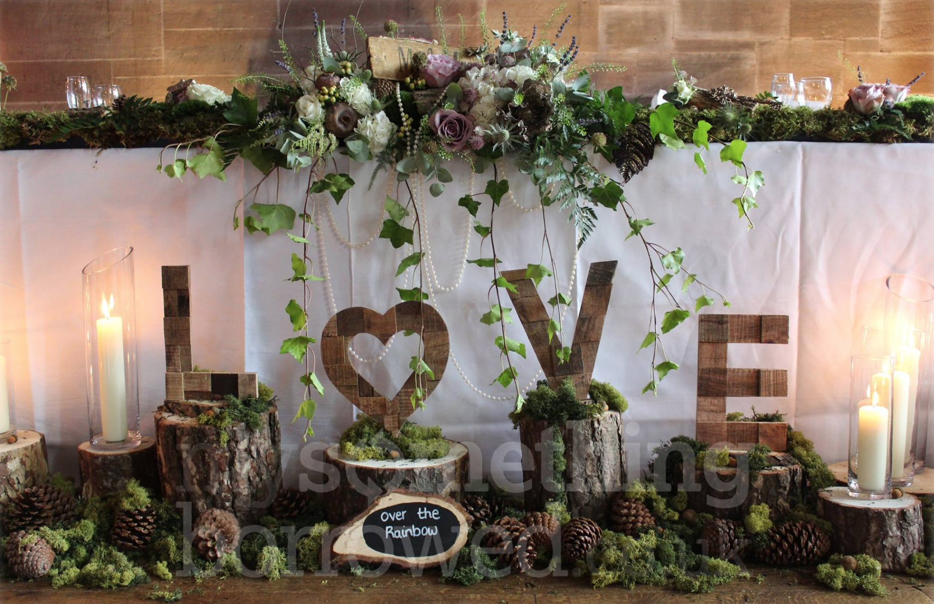 Venue dressing yorkshire wedding hire wedding decorations hire venue dressing junglespirit Images